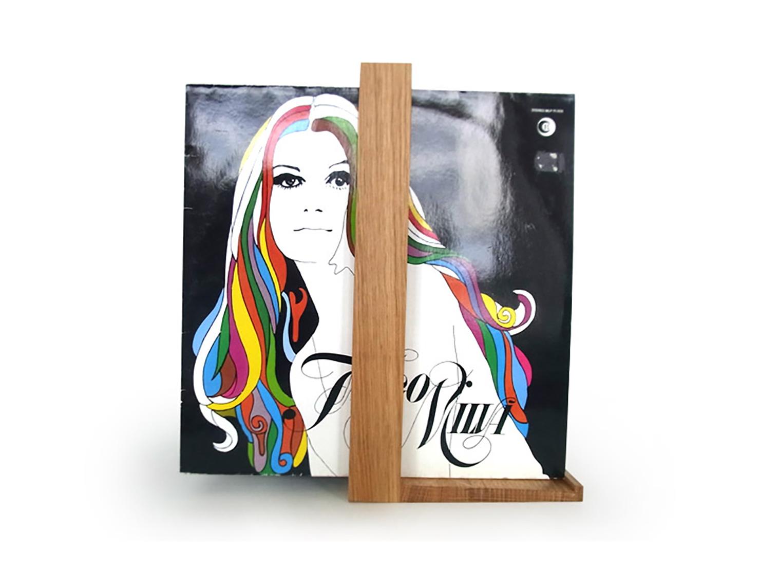 vinyl rack b seite das kleine b. Black Bedroom Furniture Sets. Home Design Ideas
